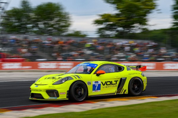 Archangel Motorsports Salvages Sixth in a Race Through Adversity at Road America