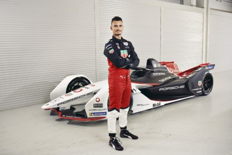 Pascal Wehrlein becomes regular driver for TAG Heuer Porsche Formula ETeam