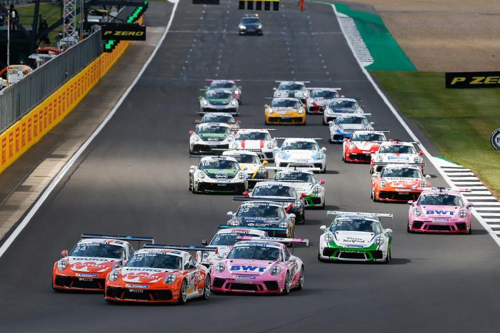 Porsche Supercup 2021 calendar announced