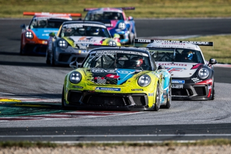 Porsche Carrera Cup Deutschland season starts at Spa-Francorchamps, new contract with the ADAC GTMasters