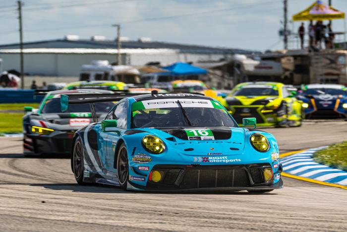 2021 IMSA season comes alive for Porsche customer race teams with annual pre-season Daytona test
