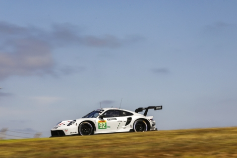 Second FIAWEC pole position in a row forPorsche