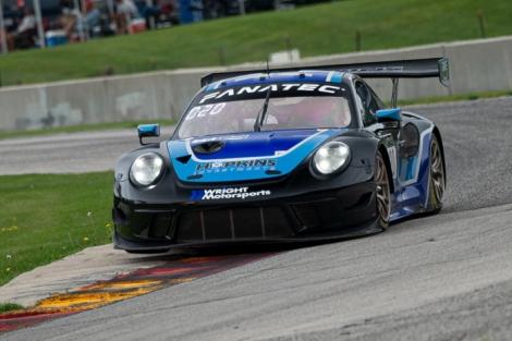 Wright Motorsports Returns to Victory Circle at RoadAmerica